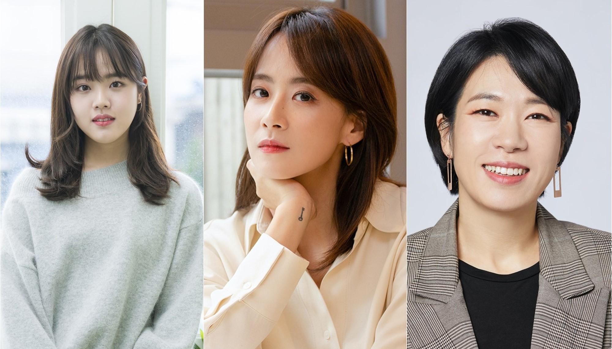<아이> 김향기-류현경-염혜란 캐스팅 확정