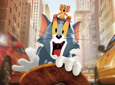 <톰과 제리> 최초의 실사 애니메이션 2월 개봉!