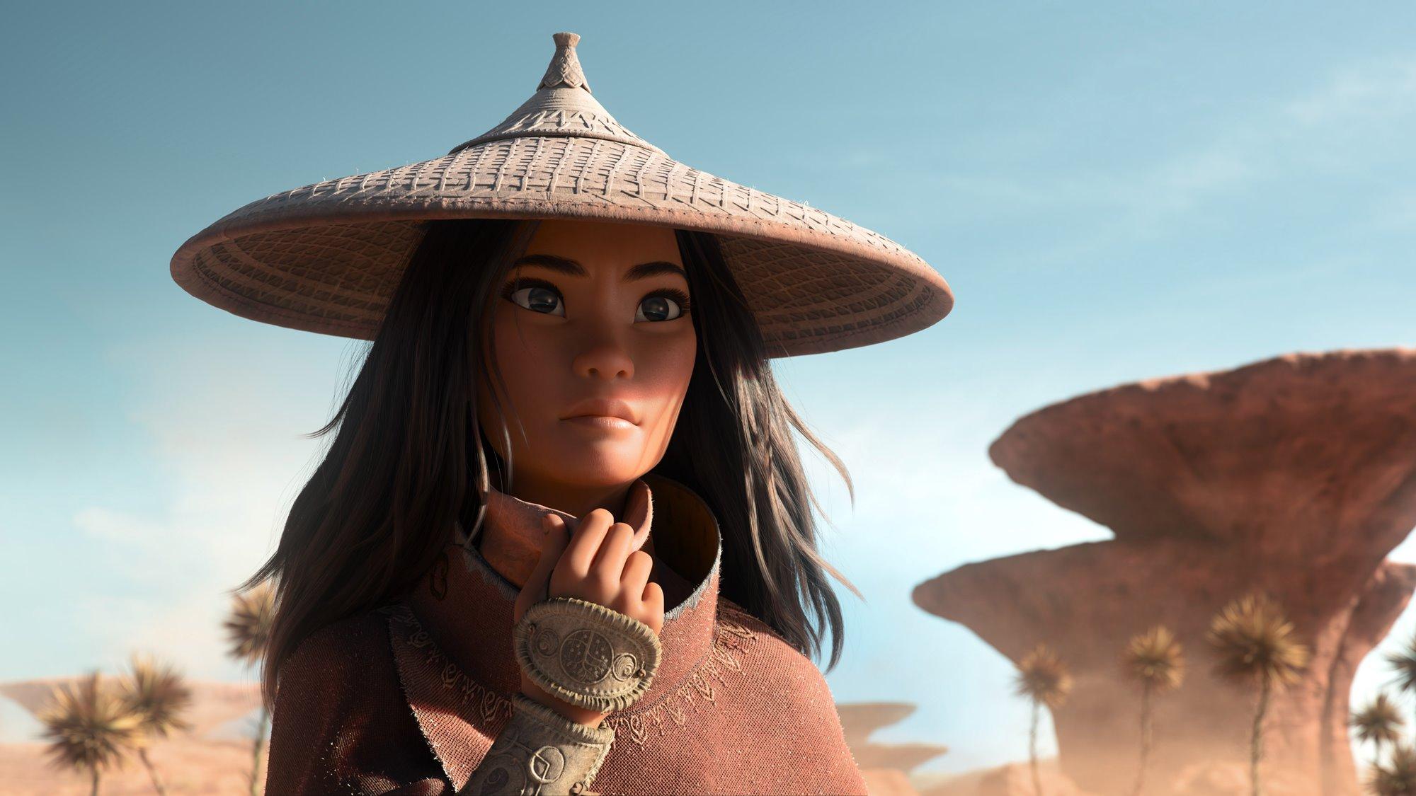 [허남웅 영화경] <라야와 마지막 드래곤> 디즈니가 동남아시아 문화와 만났을 때