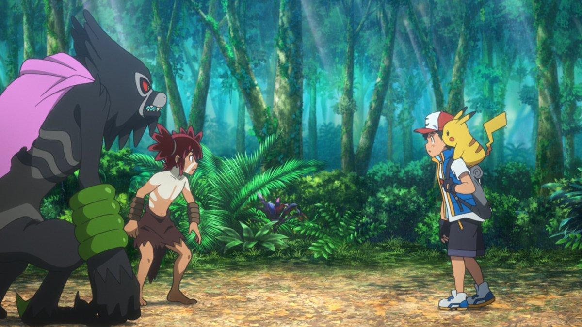 극장판 포켓몬스터: 정글의 아이,코코