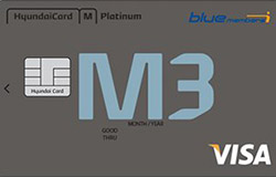 현대카드M3 BLUEmembers Platinum